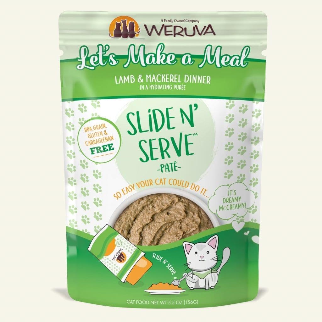 Weruva Weruva Pate Let's Make a Meal Lamb & Mackerel Dinner