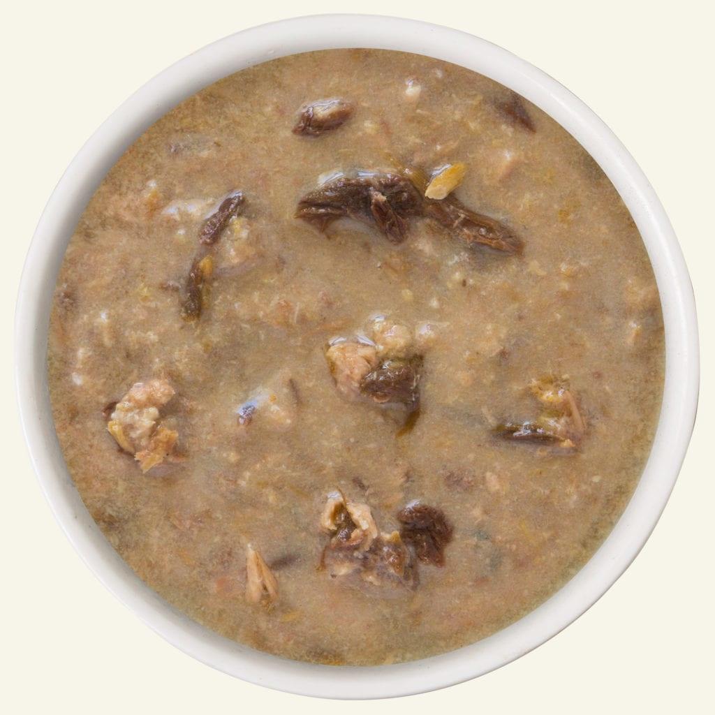 Weruva BFF OMG QT Patootie! Chicken & Turkey Dinner in Gravy For Cats