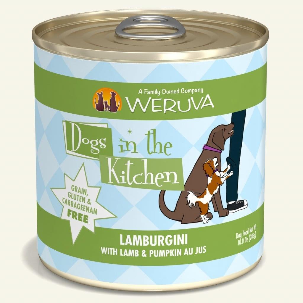 Weruva Weruva Dogs in the Kitchen Lamburgini with Lamb & Pumpkin Au Jus
