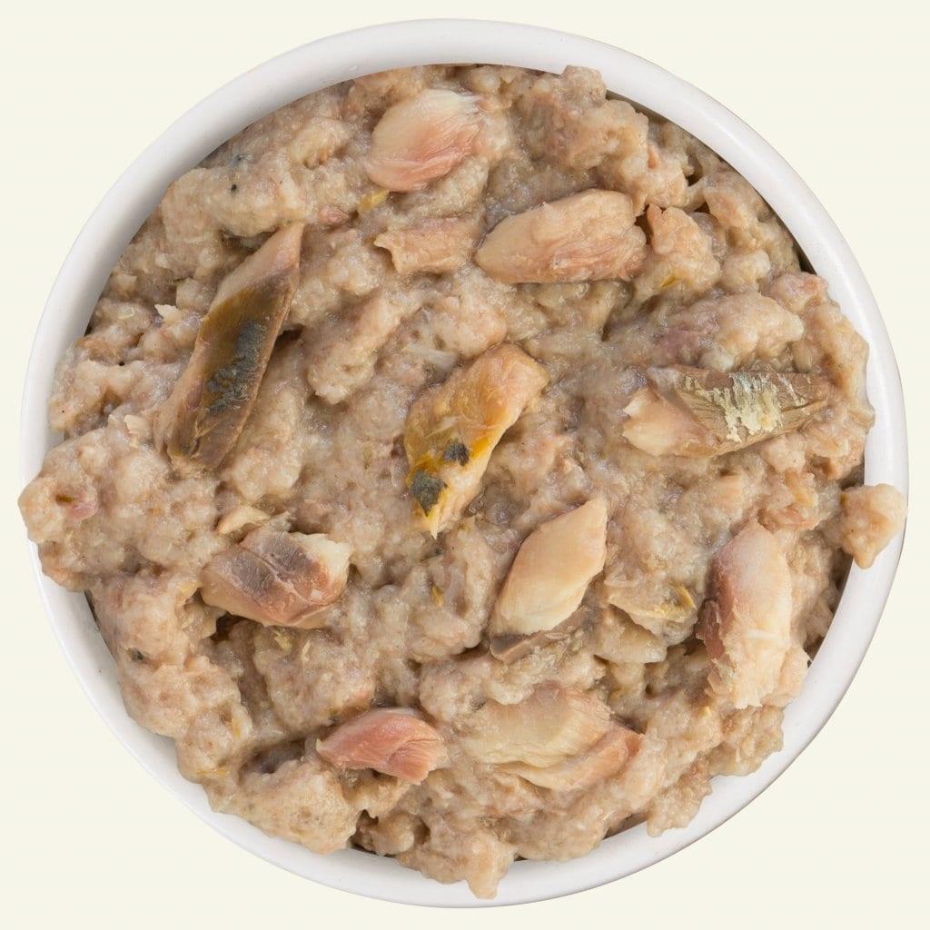 Weruva Weruva Dogs in the Kitchen Goldie Lox with Chicken & Wild-Caught Salmon Au Jus