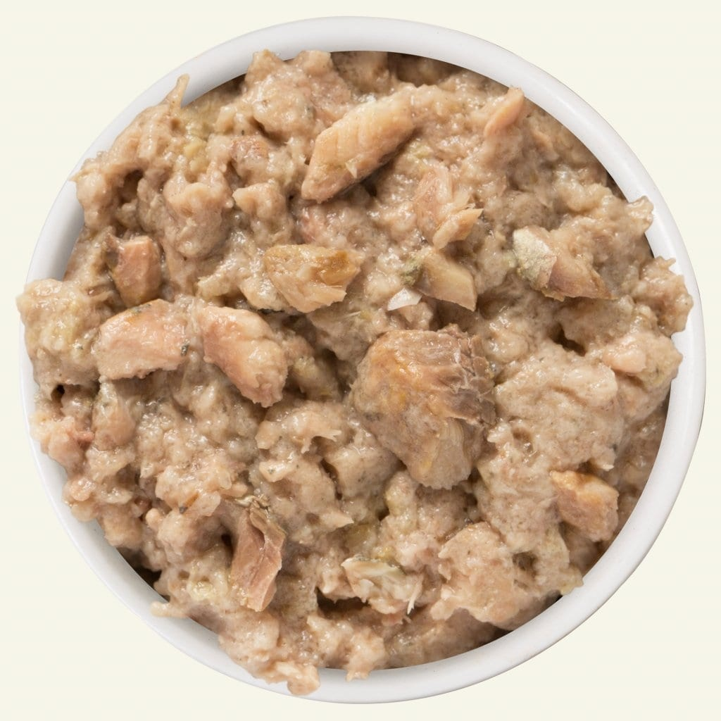 Weruva Weruva Dogs in the Kitchen Goldie Lox with Chicken & Wild-Caught Salmon Au Jus Pouch