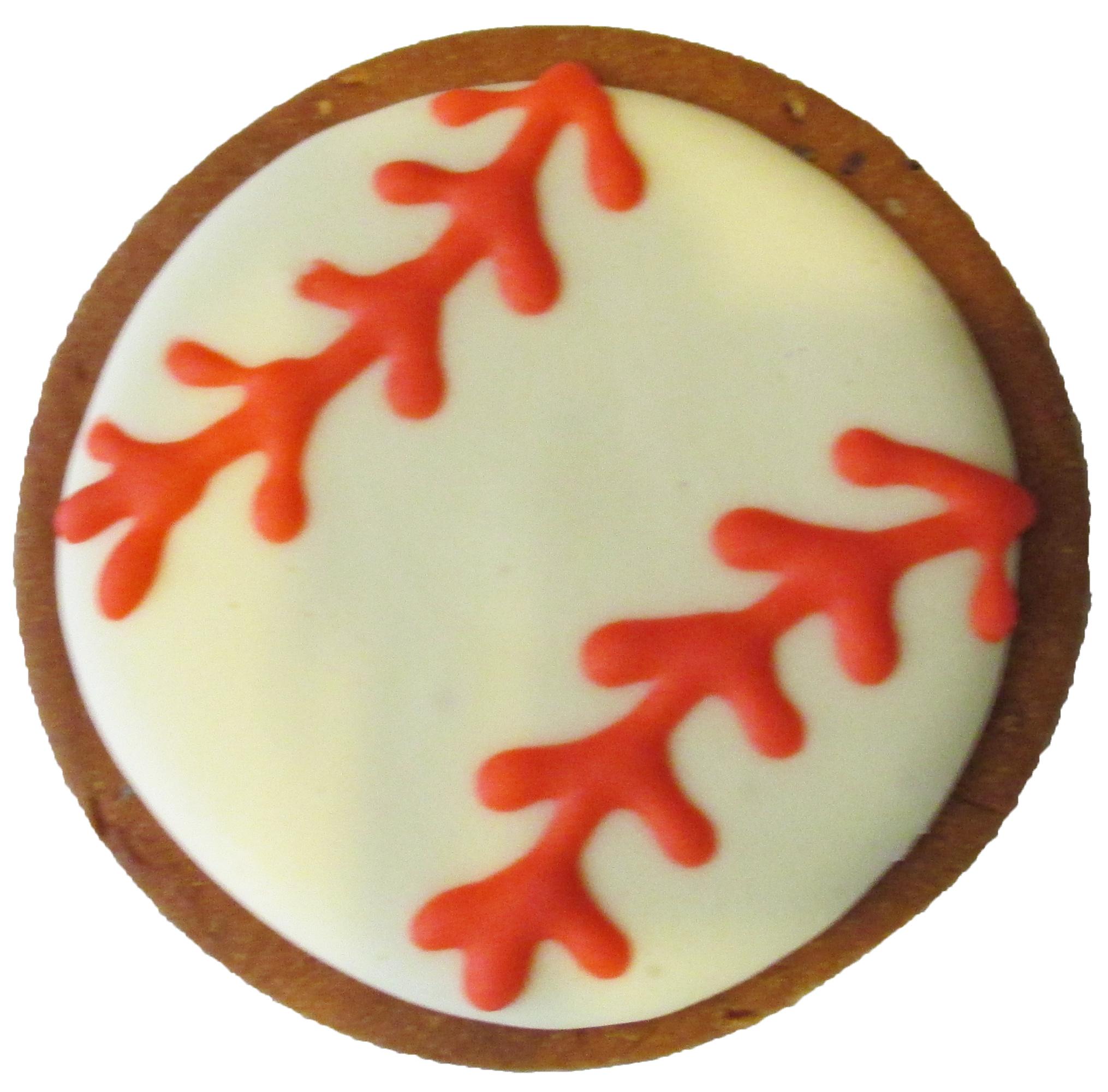 "Bone Bons Baseball Bakery Cookie 4"""