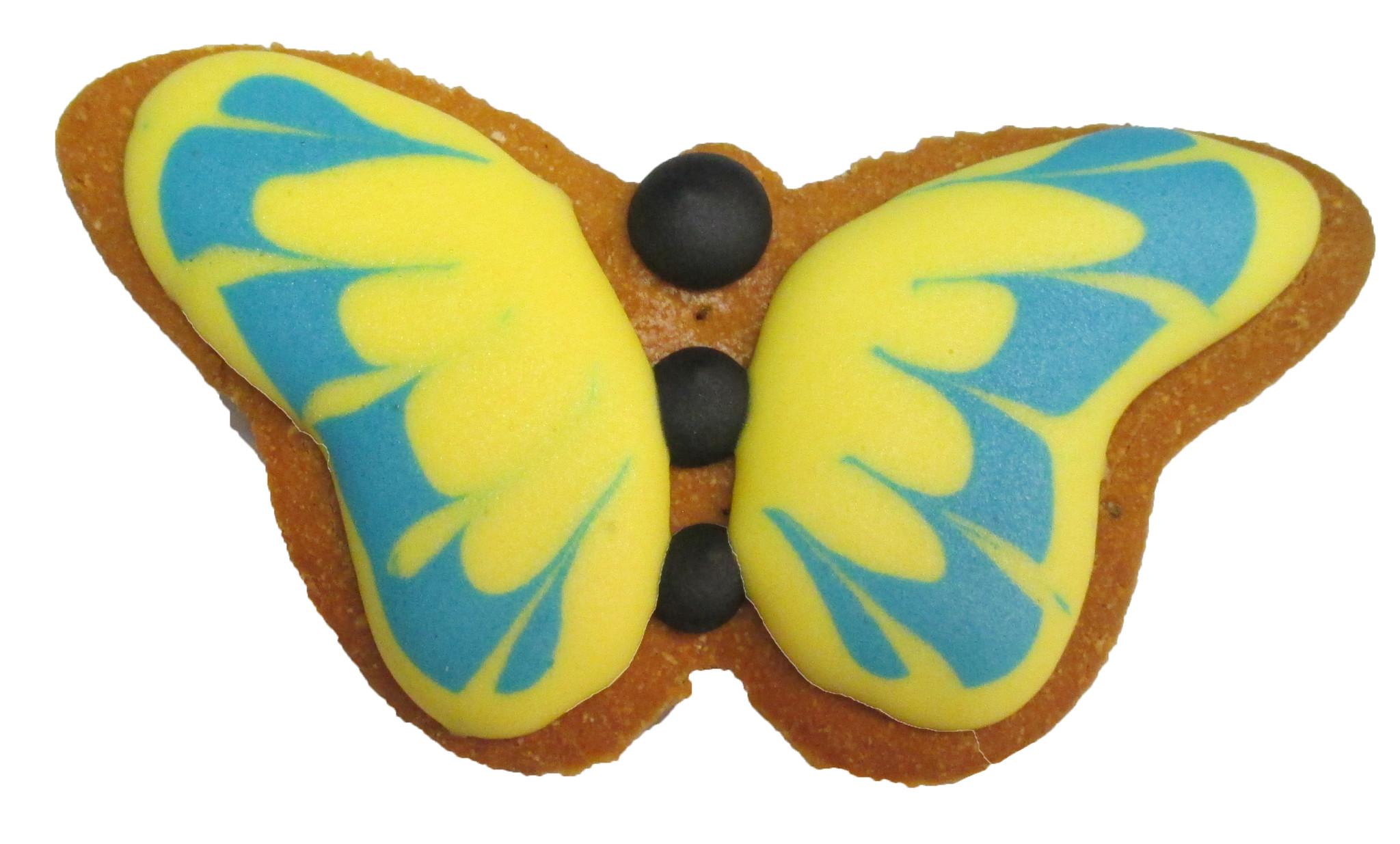"""Bone Bons Butterfly Bakery Cookie 3"""""""