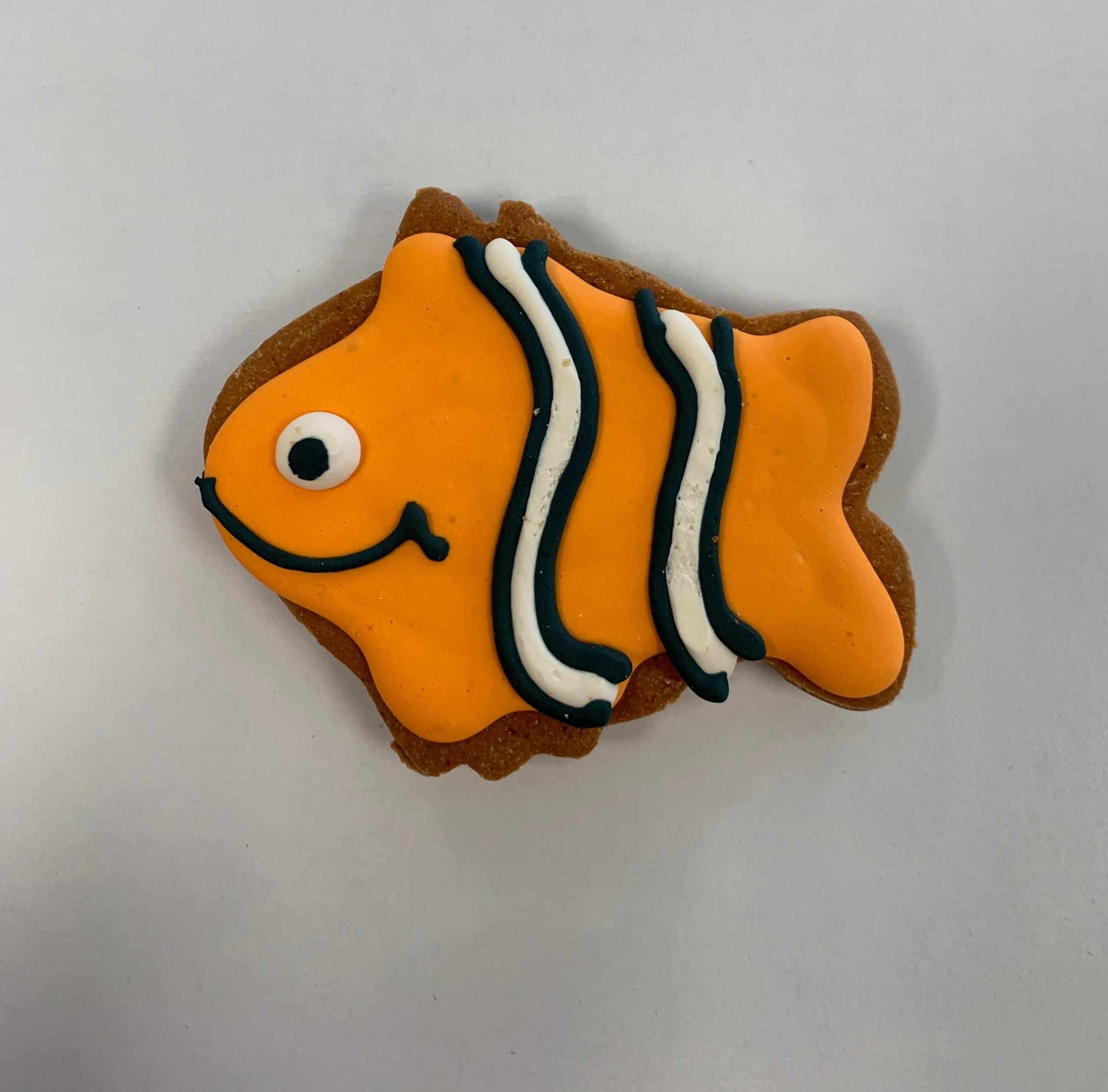 "Bone Bons Fish Bakery Cookie 3"""