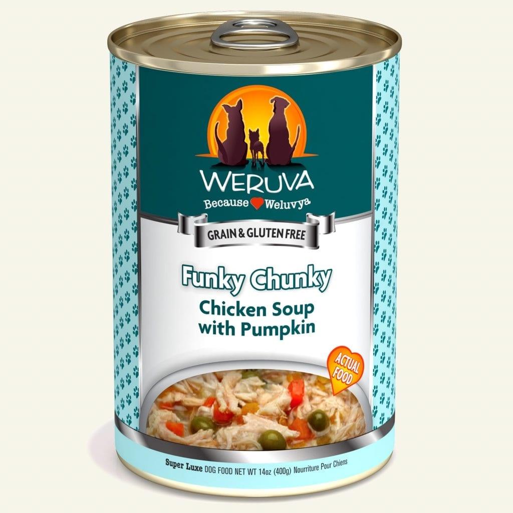Weruva Weruva Funky Chunky Chicken Soup with Pumpkin