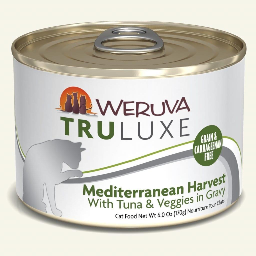 Weruva Weruva Truluxe Mediterranean Harvest with Tuna & Veggies in Gravy For Cats