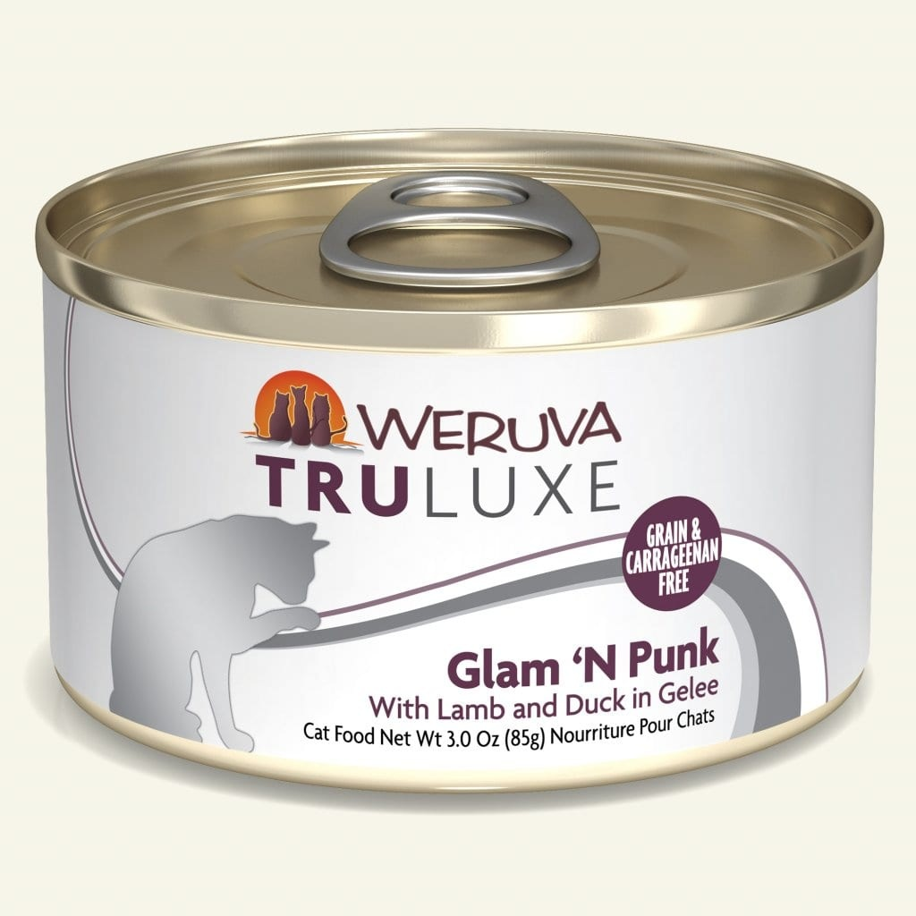 Weruva Weruva Truluxe Glam 'N Punk with Lamb and Duck in Gelée For Cats