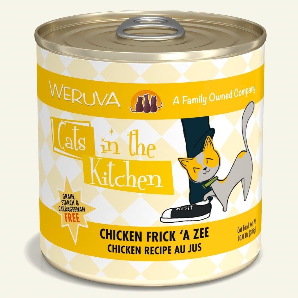 Weruva Weruva Cats in the Kitchen Chicken Frick 'A Zee Chicken Recipe Au Jus For Cats