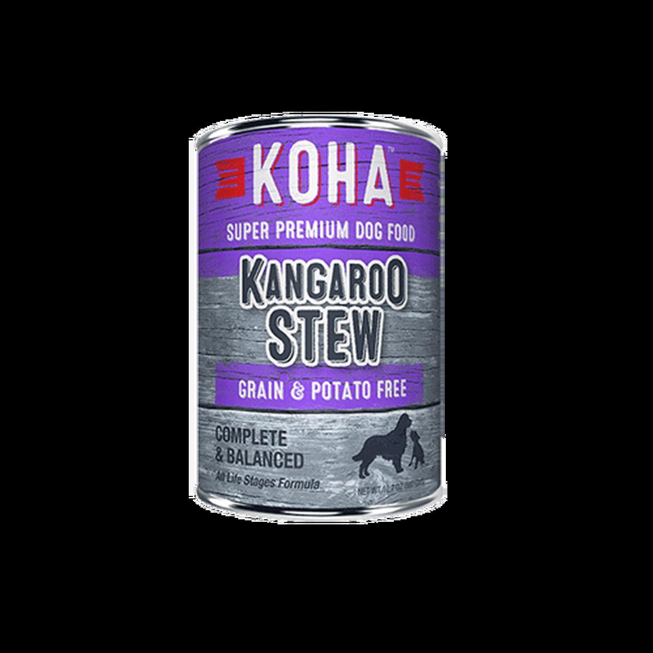 Koha Koha Kangaroo Stew