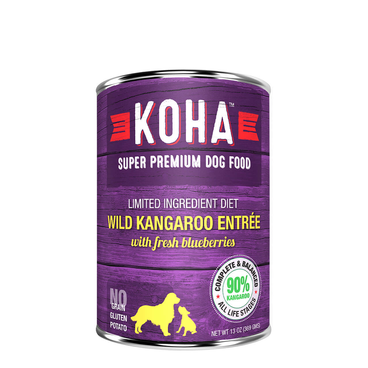 Koha Koha Limited Ingredient Diet Wild Kangaroo Entree