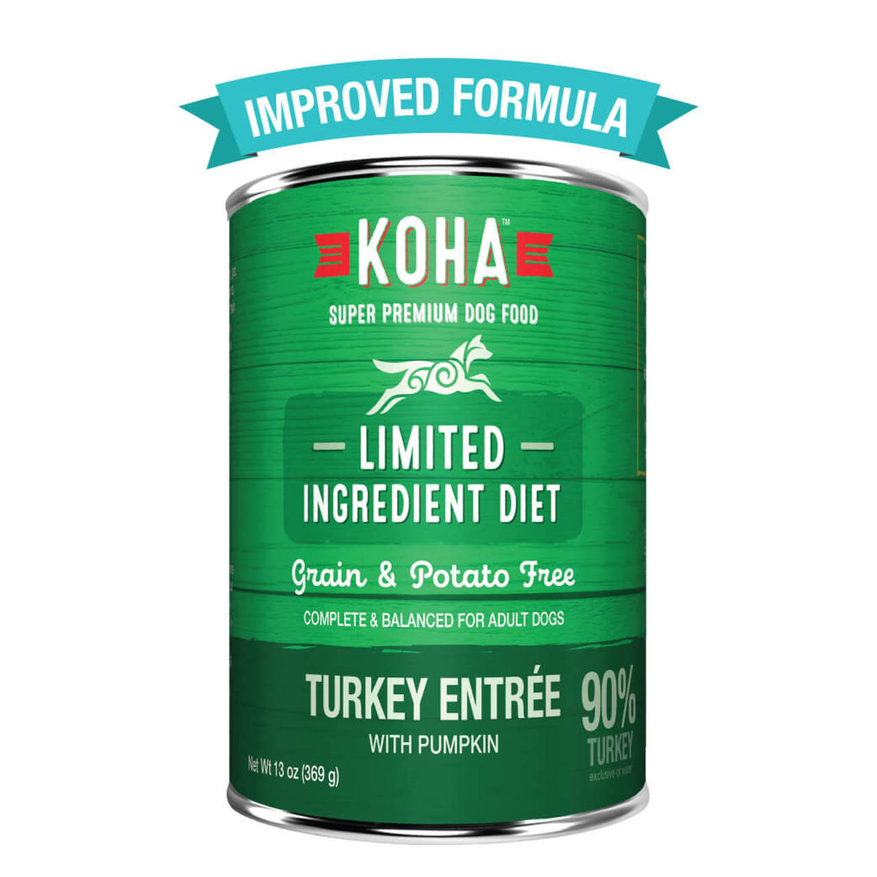 Koha Koha Limited Ingredient Turkey Entree