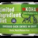 Koha Koha Shredded Limited Ingredient Duck Entree in Gravy For Cats
