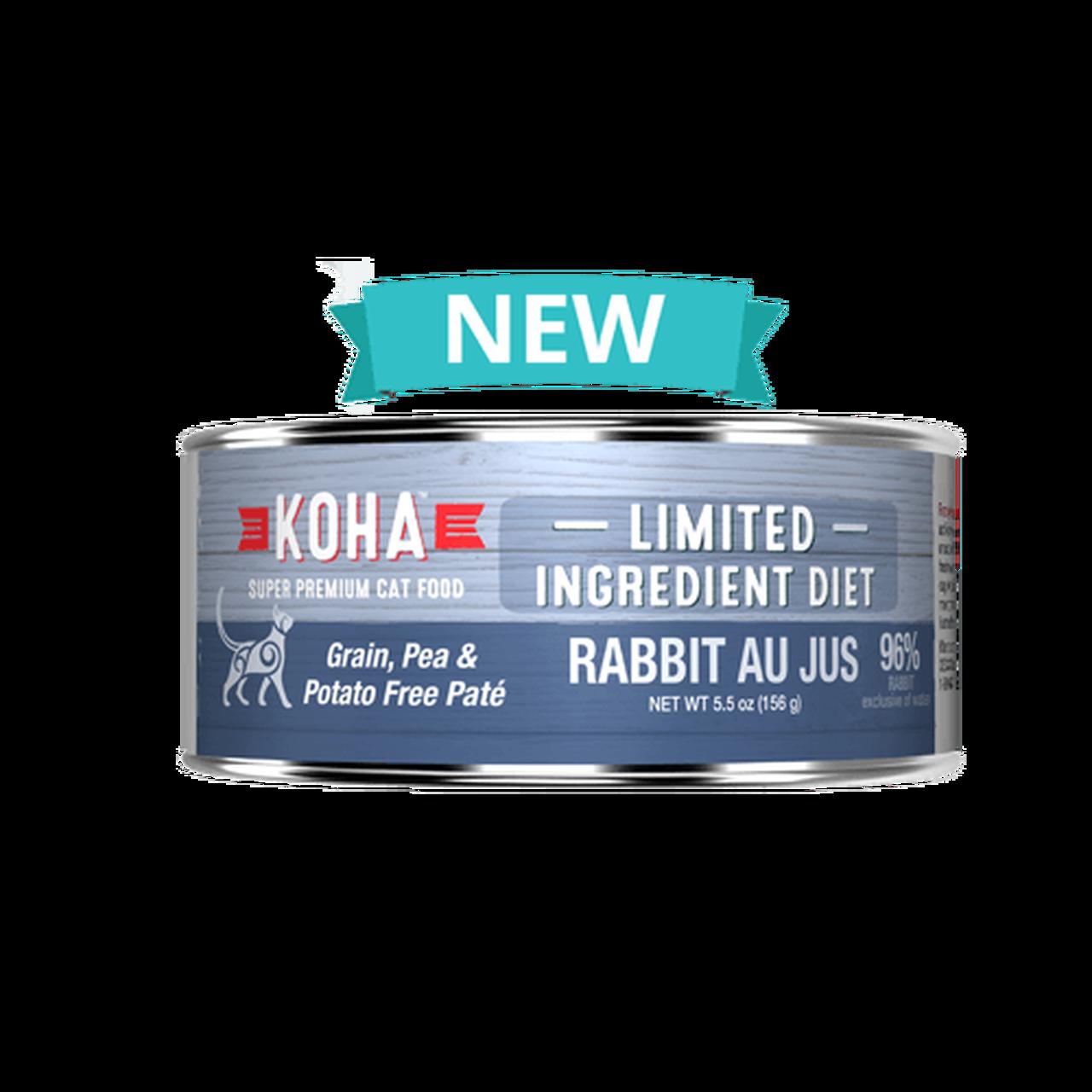 Koha Koha Limited Ingredient Rabbit Au Jus