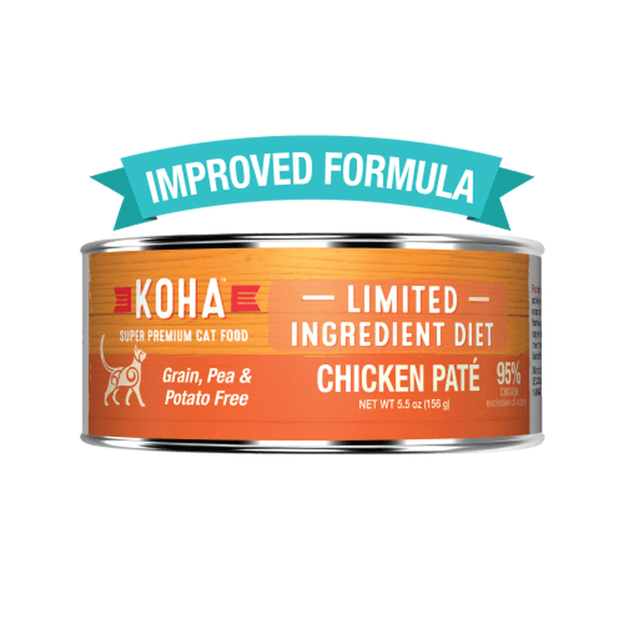 Koha Koha Limited Ingredient Chicken Pate