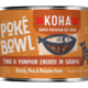 Koha Koha Poke Bowl Tuna & Pumpkin Entree in Gravy For Cats