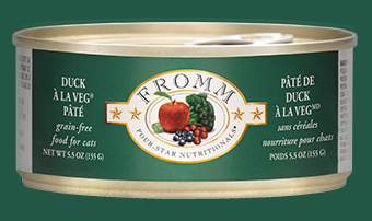 Fromm Fromm Duck ala Veg Pate For Cats