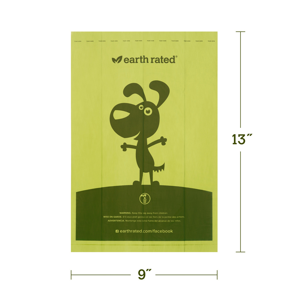 Earth Rated Poop Bags Earth Rated Poop Bags Refill Unscented 120ct