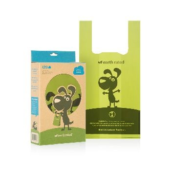 Earth Rated Poop Bags Earth Rated Poop Bags With Handles Unscented 120ct
