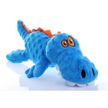 Go Dog Go Dog Gators With Chew Guard Blue Small