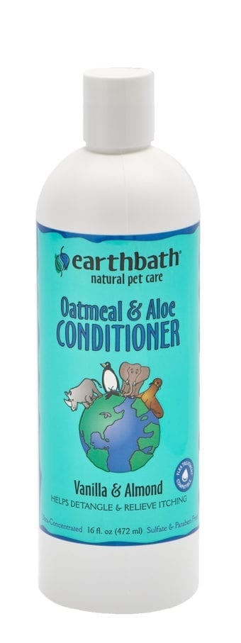 Earthbath Earthbath Oatmeal & Aloe Conditioner Vanilla & Almond 16oz