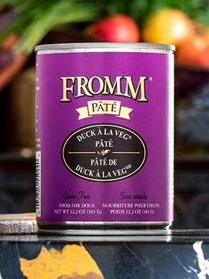 Fromm Fromm Duck Ala Veg Pate