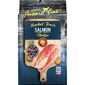 Fussie Cat Fussie Cat Market Fresh Salmon Recipe Grain Free