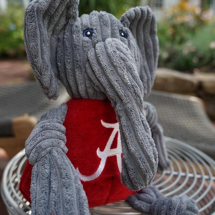 HuggleHounds HuggleHounds Collegiate Mascot Alabama (U.of) Big Al Small