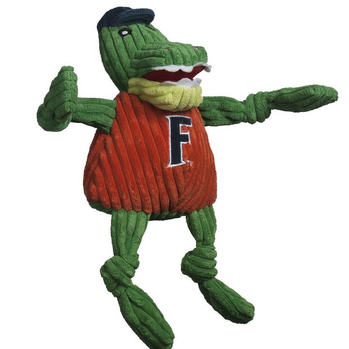 HuggleHounds HuggleHounds Collegiate Mascot Florida (U.of) Albert Gator Large
