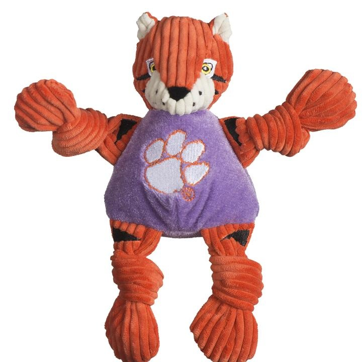 HuggleHounds HuggleHounds Collegiate Mascot Clemson The Tiger Large