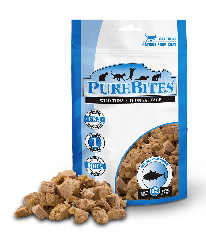 Pure Bites Pure Bites Wild Tuna For Cats  .88oz