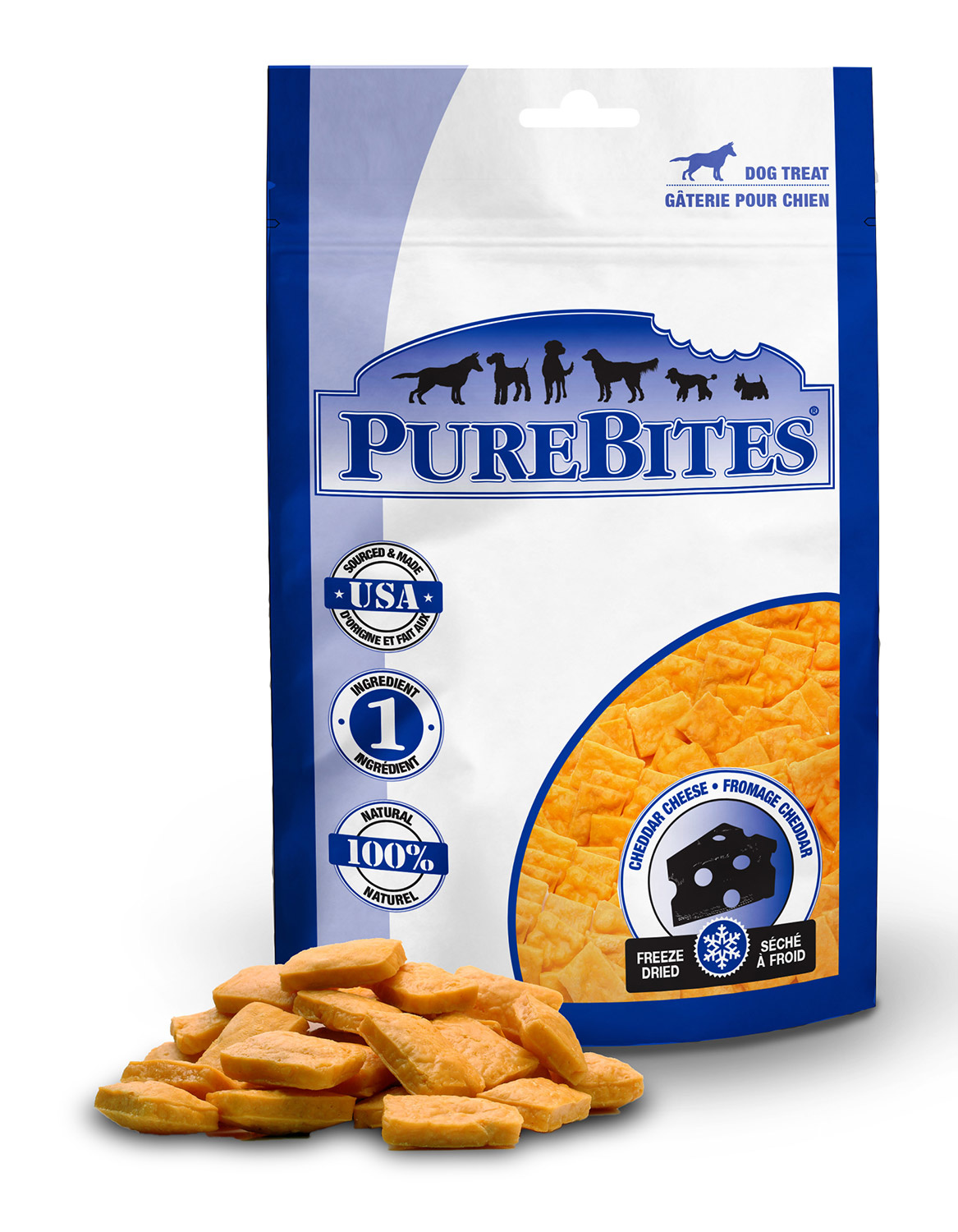 Pure Bites Pure Bites Cheddar Cheese