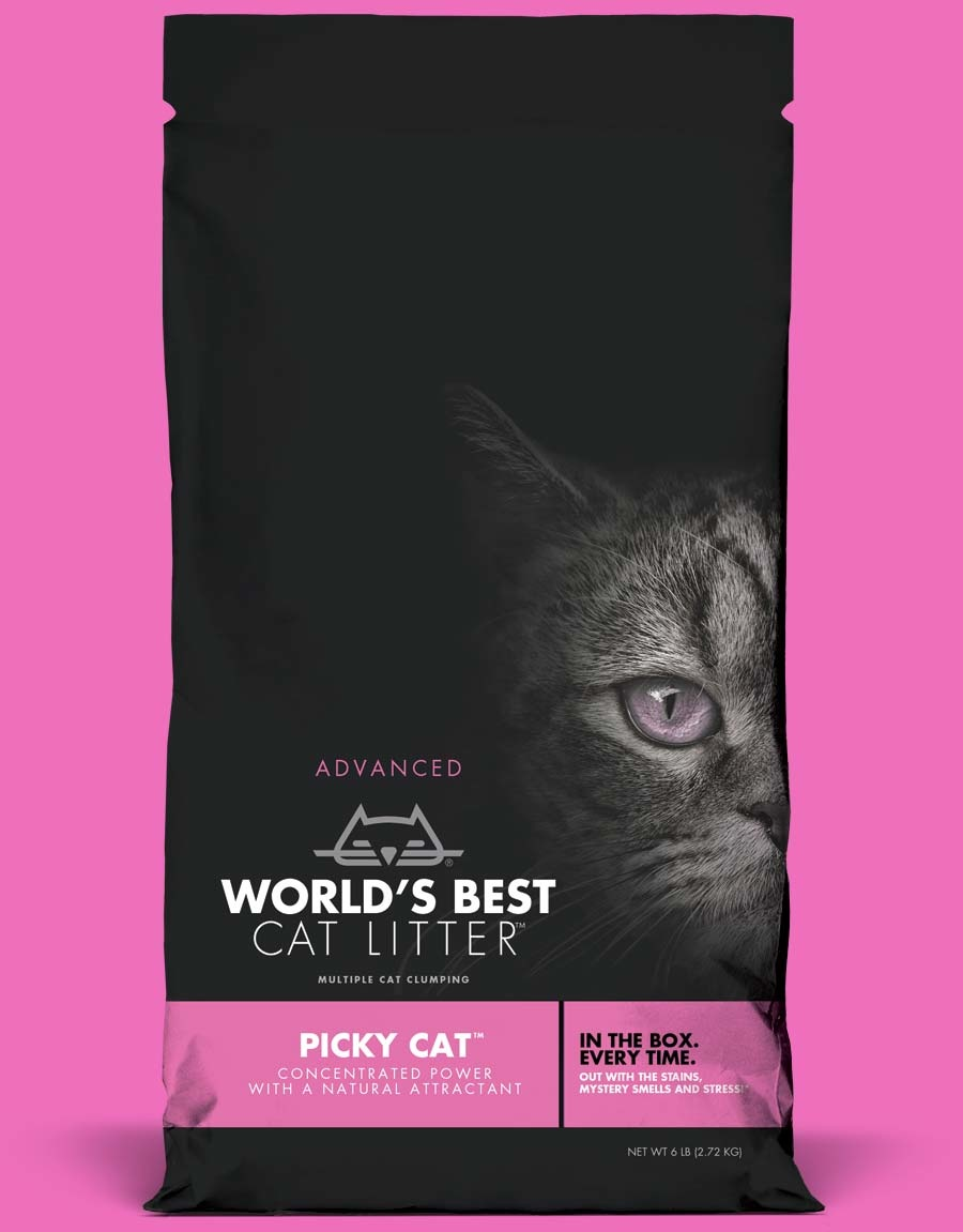 Worlds Best Worlds Best Cat Litter Picky Cat