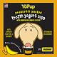 Yoghund Yoghund Banana & Peanut Butter Natural Yogurt 4pk