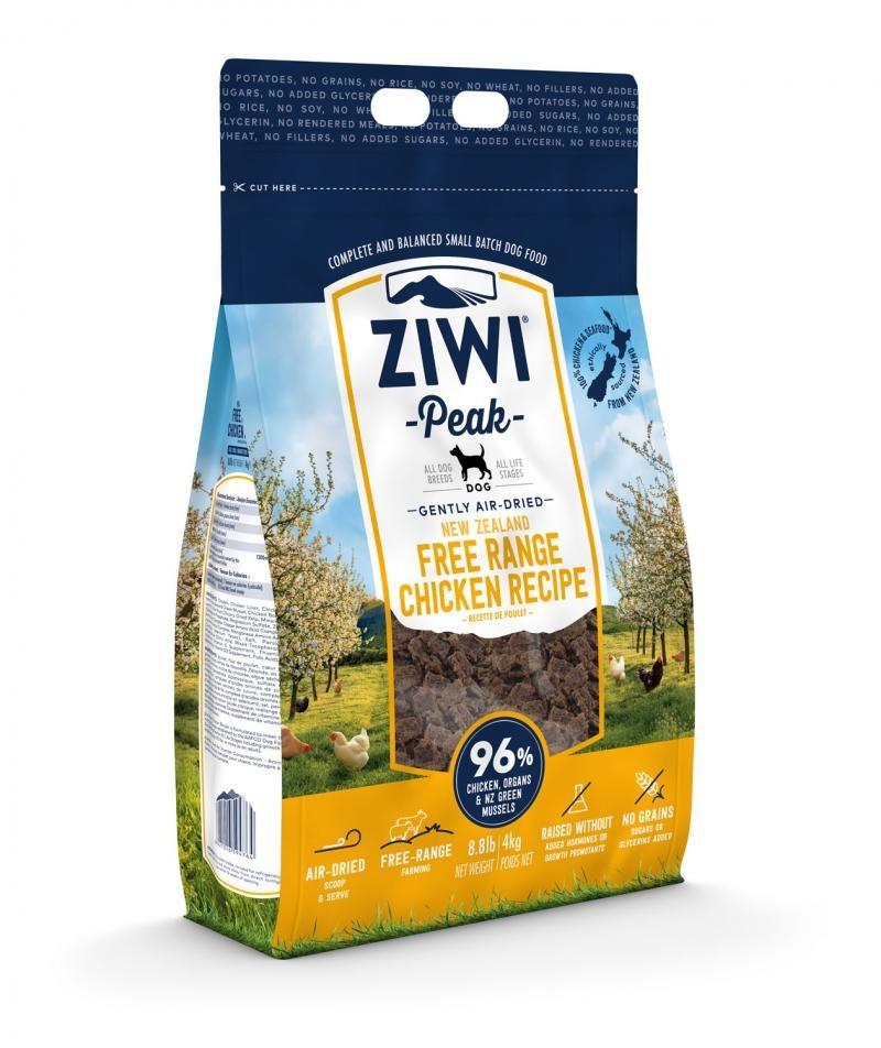 Ziwi Peak Ziwi Peak Air Dried Chicken Recipe For Dogs