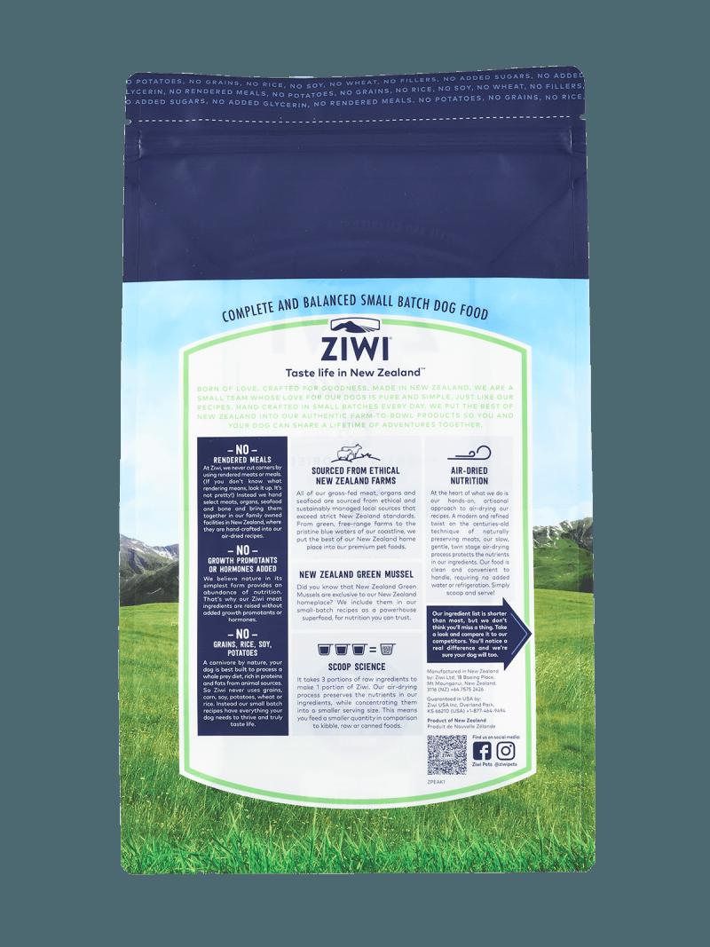 Ziwi Peak Ziwi Peak Air Dried Tripe & Lamb Recipe For Dogs