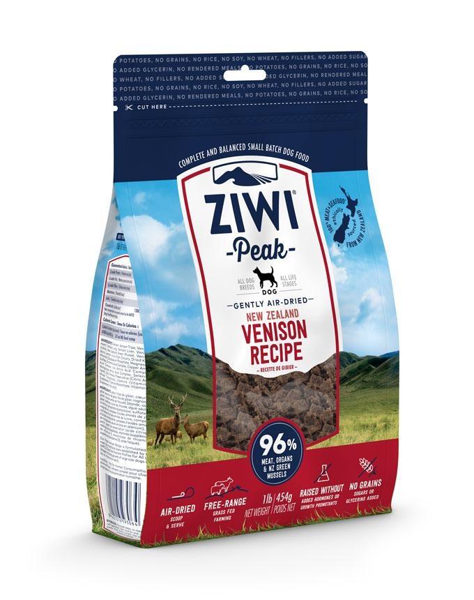 Ziwi Peak Ziwi Peak Air Dried Venison Recipe For Dogs
