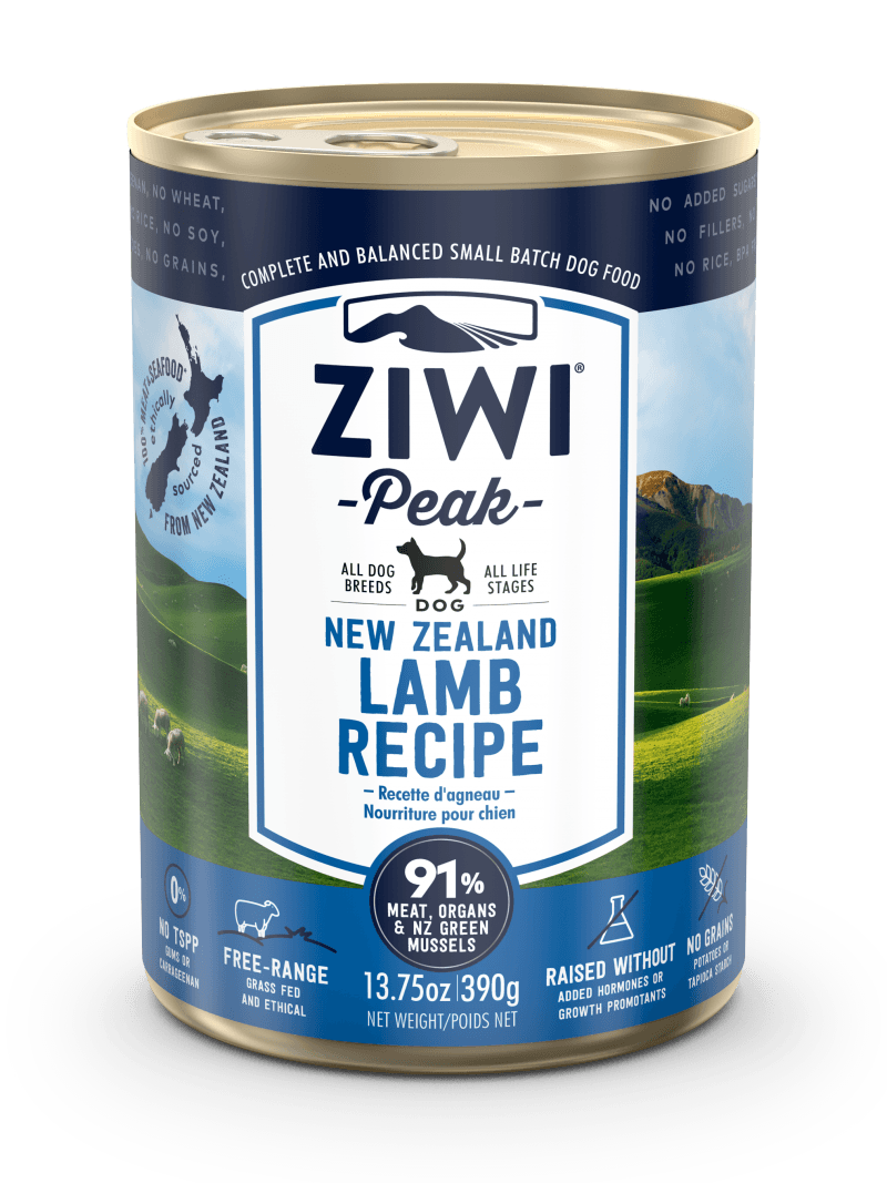 Ziwi Peak Ziwi Peak Wet Lamb Recipe For Dogs