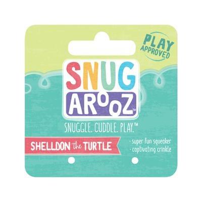 """Snugarooz Pet Toys Snugarooz Baby Shelldon 5"""""""