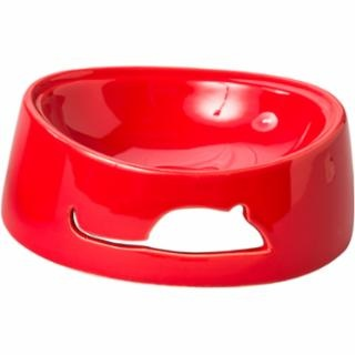 Ethical Ethical Bailey Mouse Dish Red 5.5""