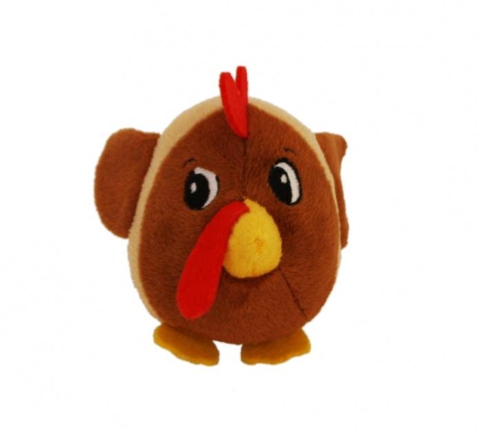 Outward Hound Outward Hound Fattiez Round Chicken Plush