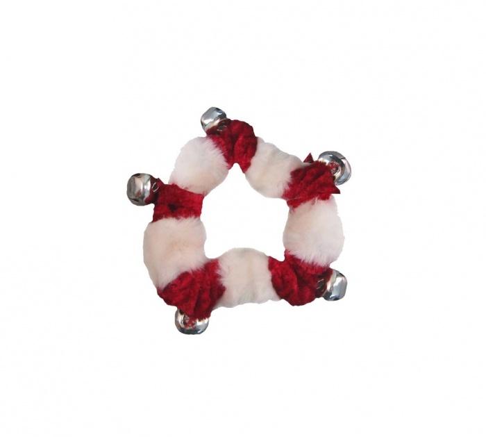 Outward Hound Outward Hound Holiday Bell Collar Medium
