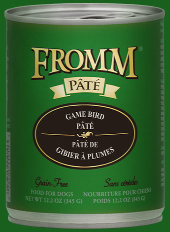 Fromm Fromm Game Bird Pate