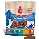 Plato Pet Treats Plato Keep'Em Busy Duck & Blueberry For Large Toys 5oz
