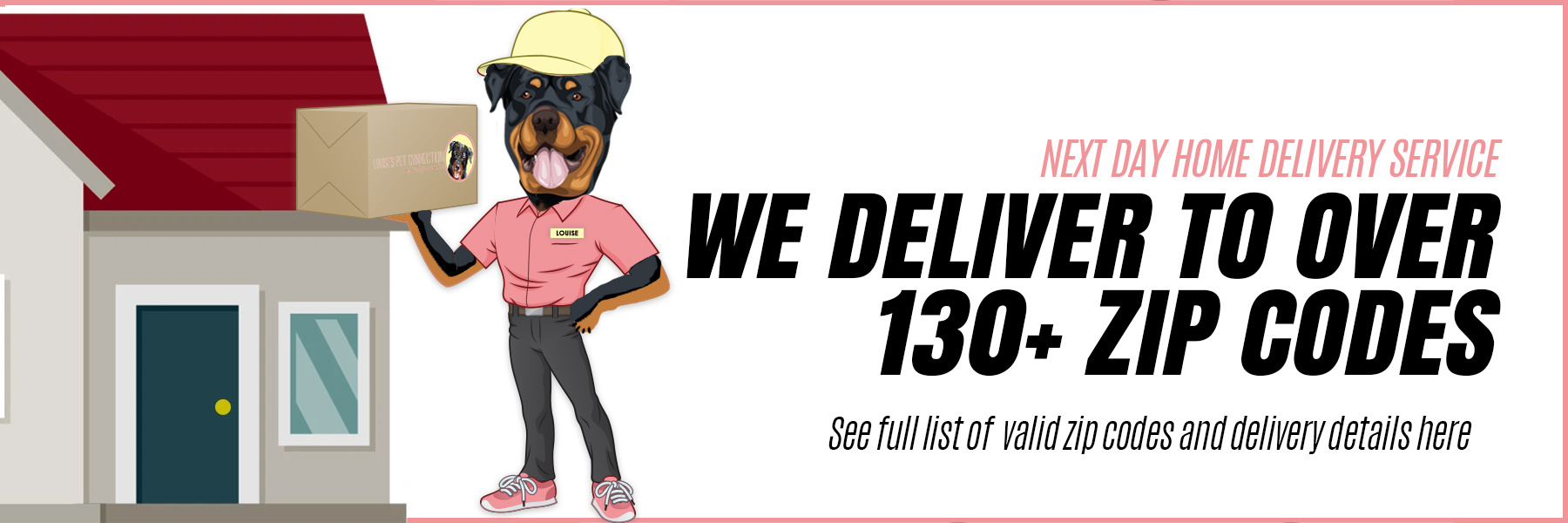 home delivery banner