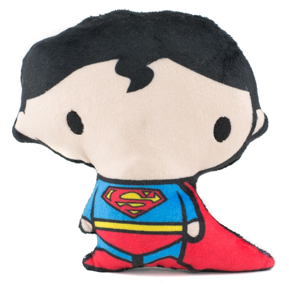 Buckle Down Buckle-Down Chibi Superman Standing Pose Plush