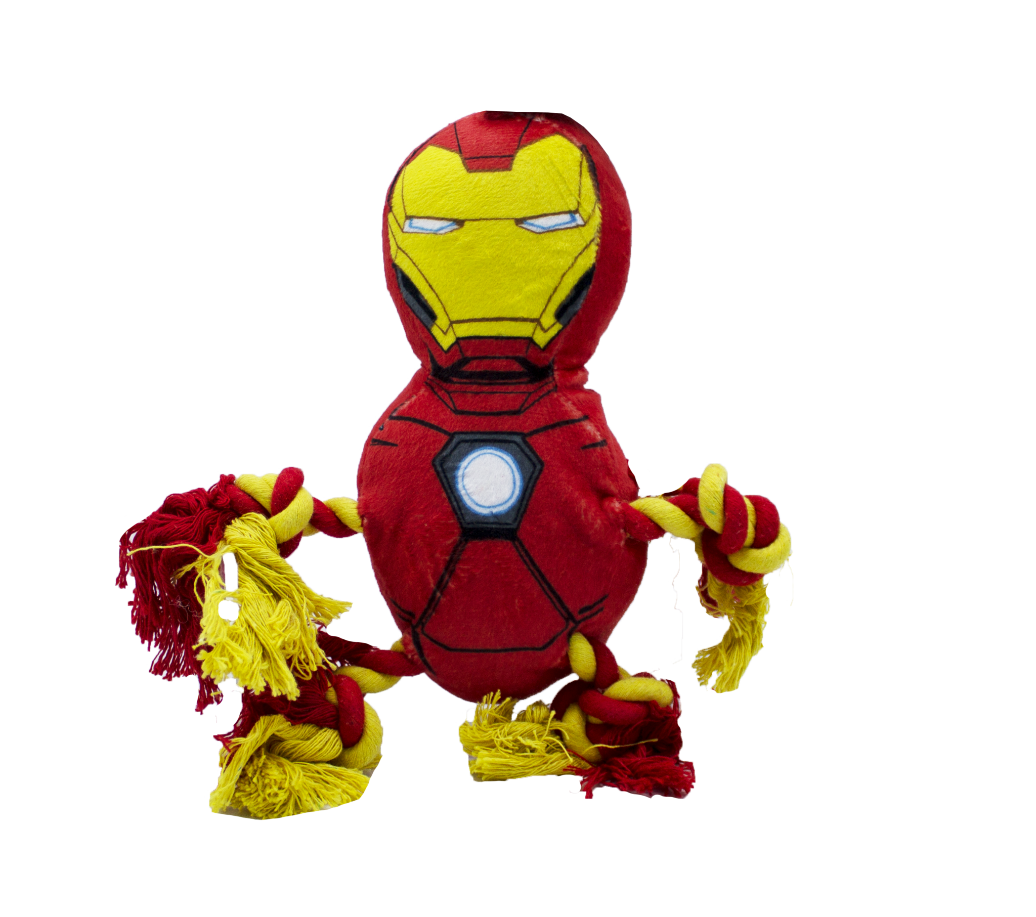 Fetch For Pets Fetch For Pets Marvel Iron Man Rope Buddy Toy