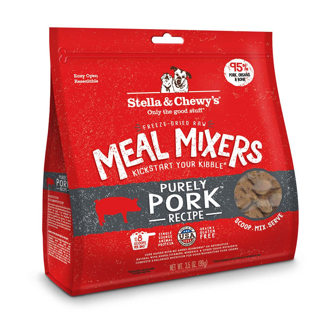 Stella & Chewys Stella & Chewys Purely Pork Meal Mixer