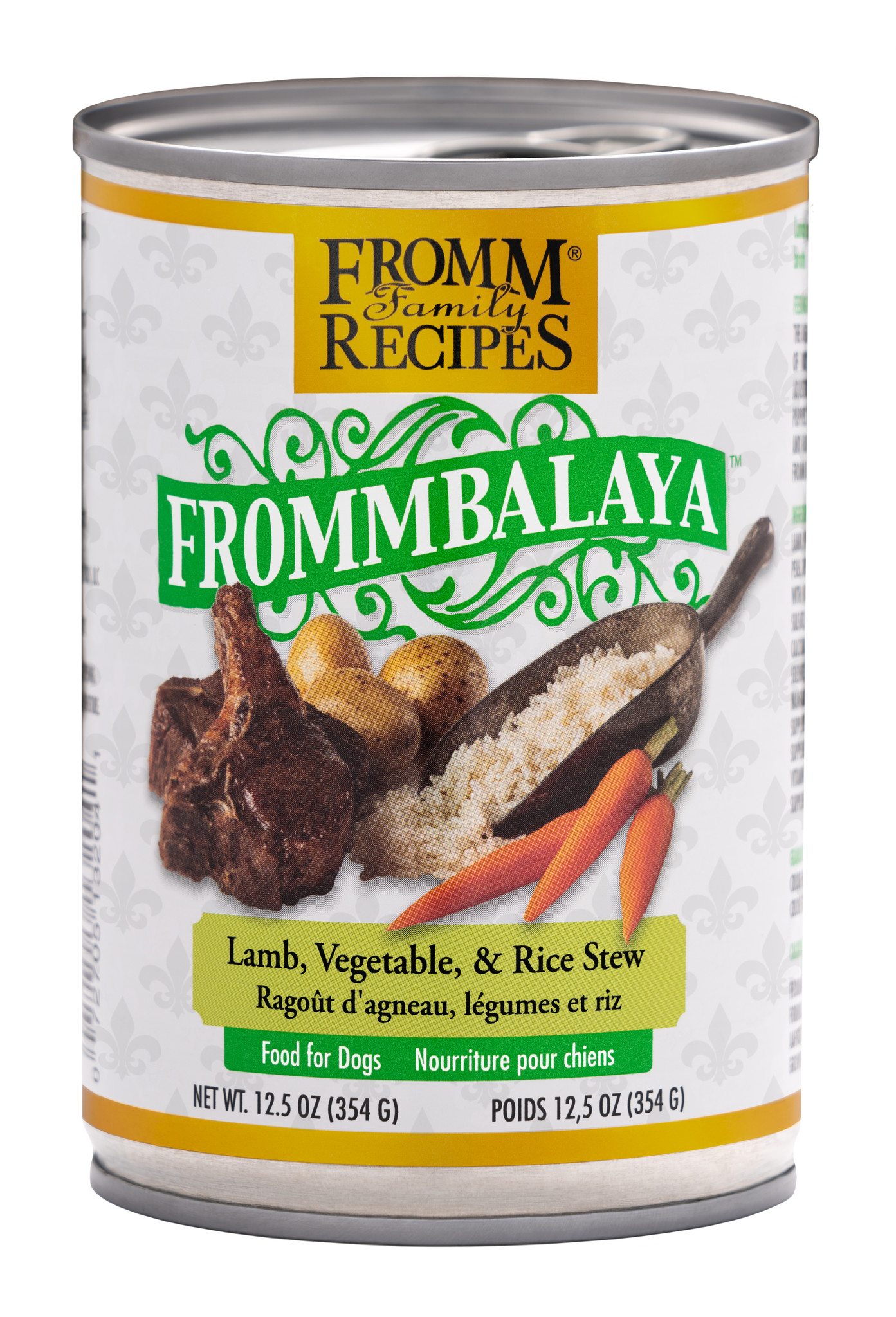 Fromm Fromm Frommbalaya Lamb, Vegetable, & Rice Stew