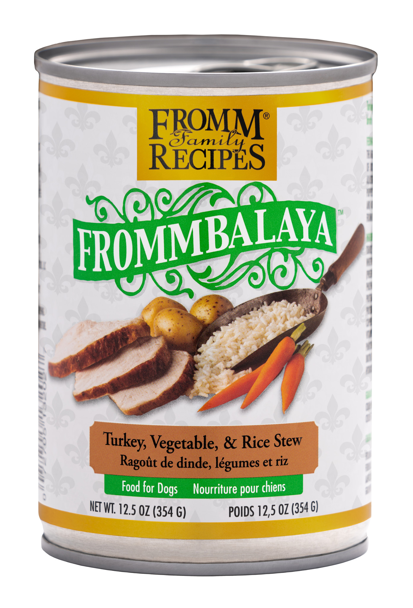 Fromm Fromm Frommbalaya Turkey, Vegetable, & Rice Stew