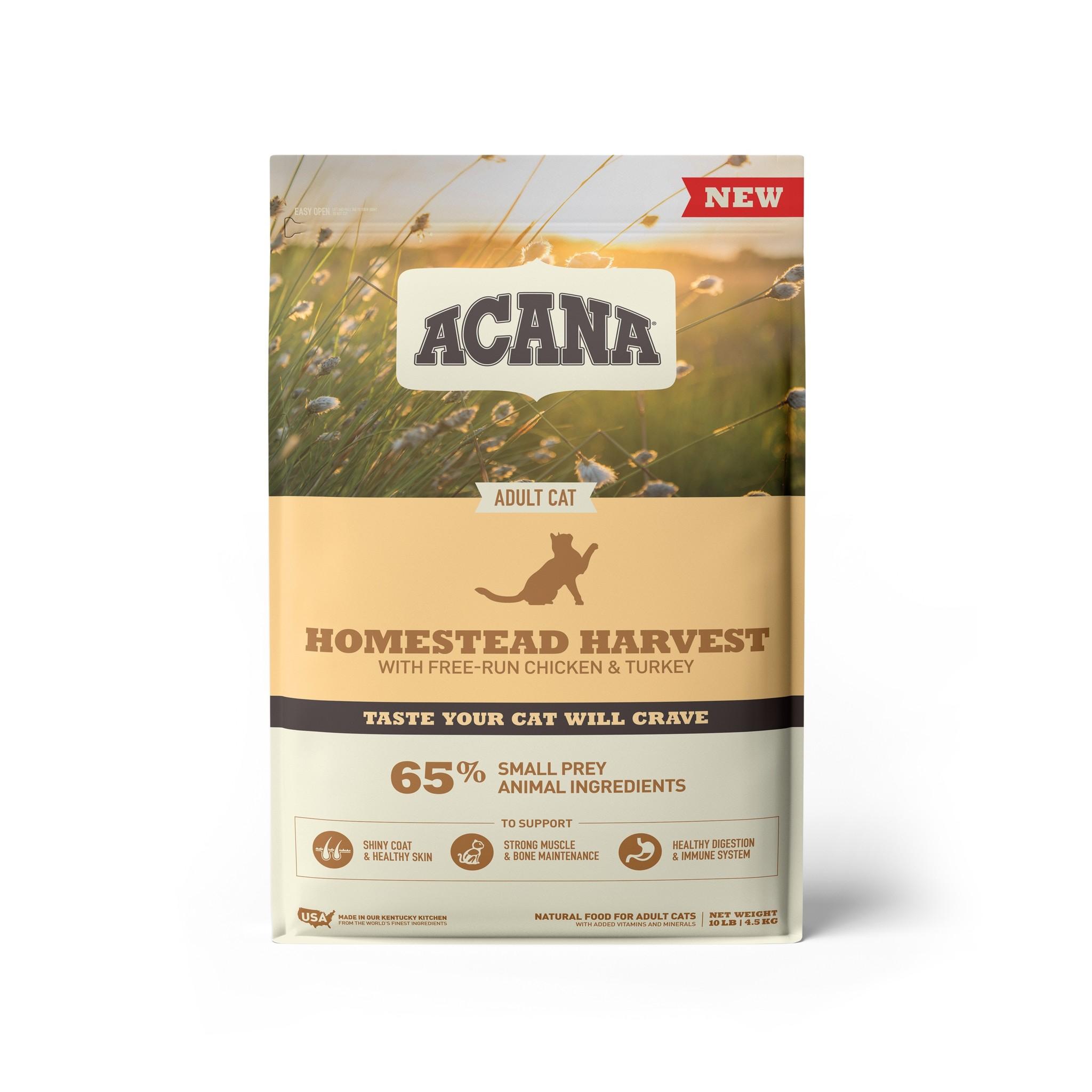 Acana Acana Homestead Harvest For Cats